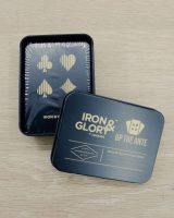IronandGlory Up the Ante Playing Cards