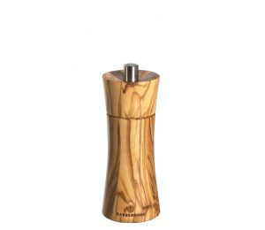Zassenhaus Olivewood Salt Grinder 14cm
