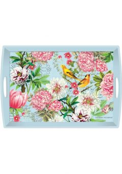 Michel Design Works Garden Melody Wooden Tray