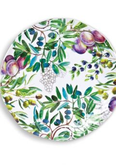 Michel Design Works Tuscan Grove Large Round Platter