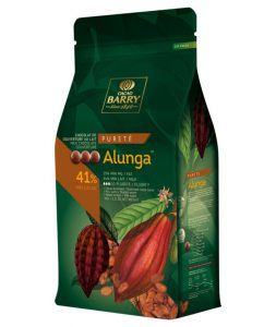 cacao barry milk chocolate couverture Alunga