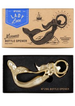 Gentlemens hardware Mermaid Bottle opener