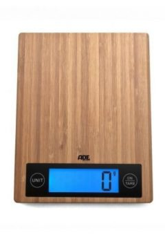 ADE Banboo Kitchen Scale