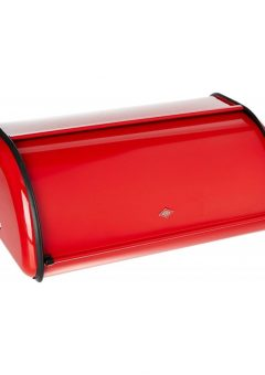 Wesco Breadbin Rol Top Red
