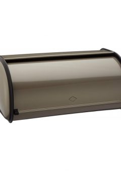 Wesco Breadbin Rol Top Silver