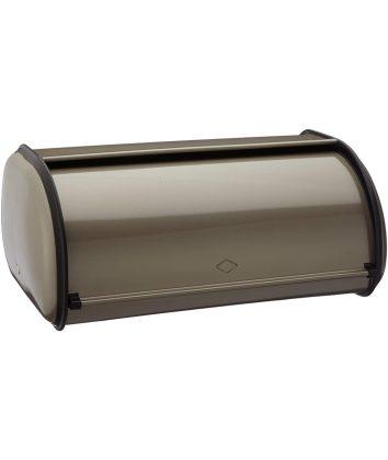 Wesco Breadbin Rol Top Silver