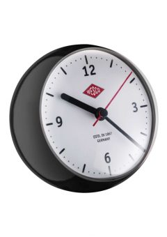 Wesco Mini Clock black