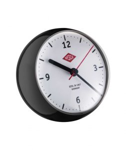 Wesco Mini Clock black
