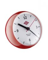 Wesco Mini Clock red