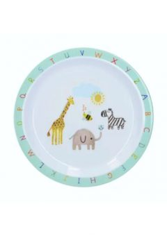Creative Tops Alphabet plate