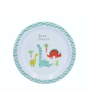 Creative Tops Hungrysaurus plate