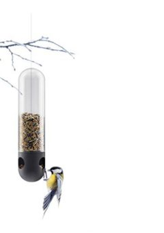 Eva Solo hanging tube bird feeder