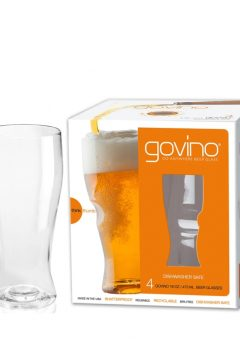 Govino Beer Glass set of 4