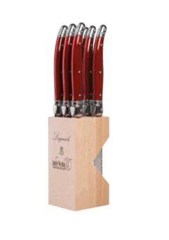 Laguiole AV Cherry Red
