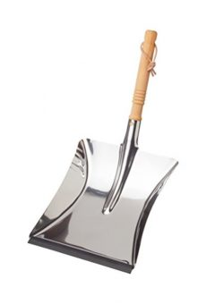 Redecker stainless steel dustpan