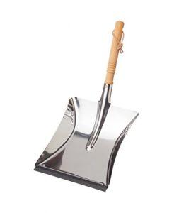 Redecker stainless steel dustpan