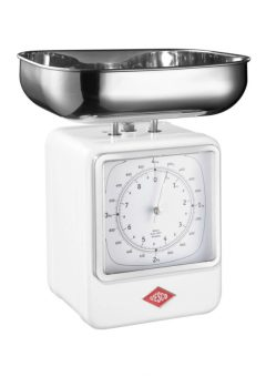 Wesco Scale White