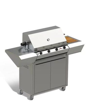 Chad o chef 4 burner trolley