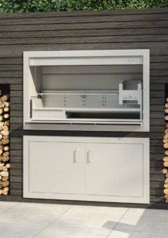 Signi Fires Insert Wood Braai 1000mm