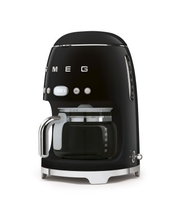 Smeg Coffee Filter Machine Black