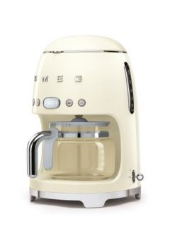 Smeg Coffee Filter Machine Cream