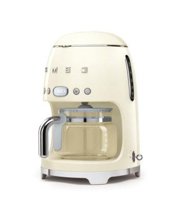 Smeg Coffee Filter Machine Cream