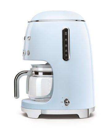Smeg Coffee Filter Machine blue