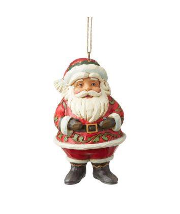 Jim Shore Jolly Santa