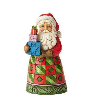 Jim Shore Santa with Presents