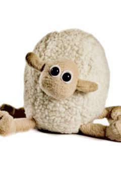 Merino the Karoo Sheep Ball Medium