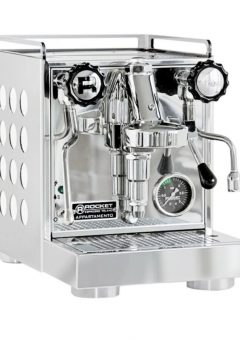 Rocket appartamento Espresso Machine with water tank