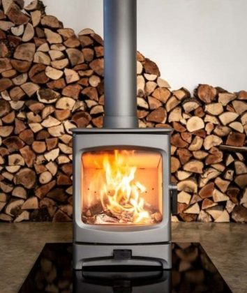 Charnwood Aire Fireplace