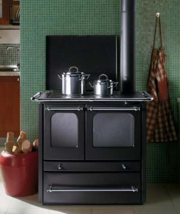 Nordica Sovrana EVO Woodburning Cooker