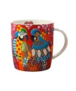 Coffee mug Araras