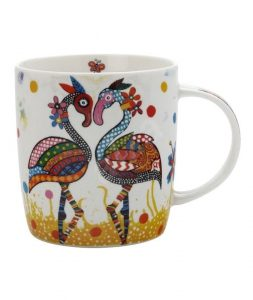 Coffee mug Flamboyant
