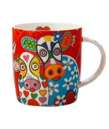 Coffee mug Happy Moo Day