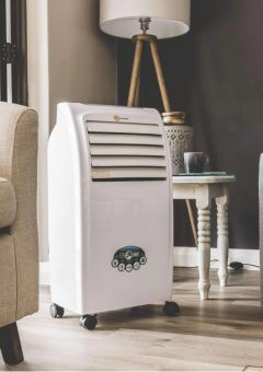 Symphony Noble Heater and Cooler