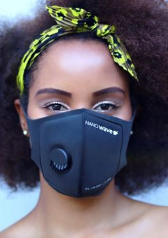 Nanowave Mask