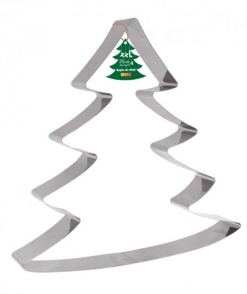 Scrapcooking Christmas tree Cake Cutter