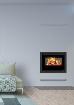 ADF 70 Insert vision Fireplace