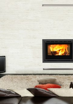 ADF 80 Insert Vision Fireplace
