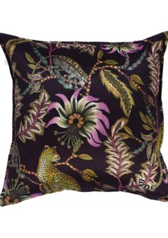 Ardmore Scatter Cushion Moneky Bean night velvet 60 b 60