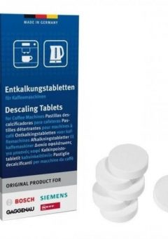 Bosch Siemens Coffee Machine Descaling Tablets