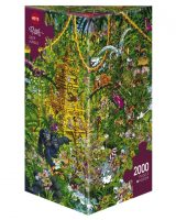 Deep Jungle 2000pc