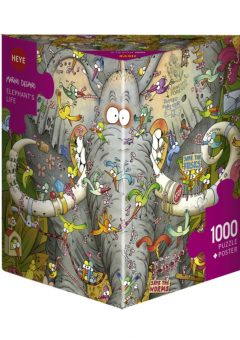 Elephants Life 1000pc