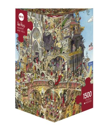 Heaven and Hell 1500pc