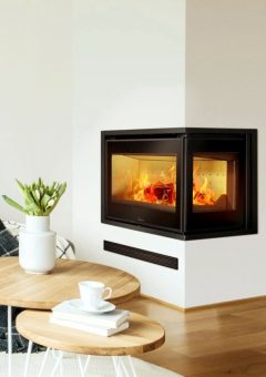 Lacunza Adour 800 CLD Built In Fireplace
