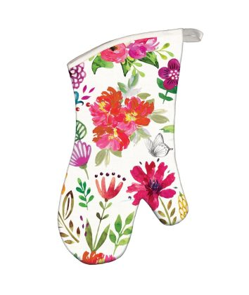 Michel Design Works Oven Glove Confetti