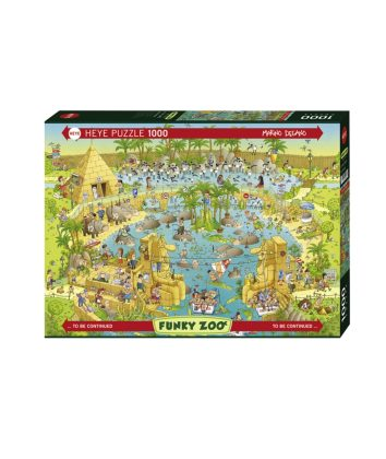 Nile Habitat 1000pc
