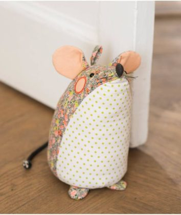 Ulster Weavers Door Stop Mouse